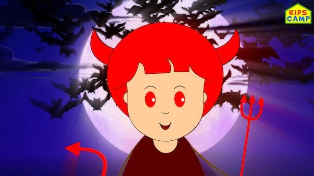 KidsCamp - Halloween Song