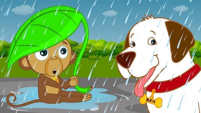 Está Lloviendo, Está Lloviendo (In English)