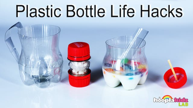 Plastic Bottles Life Hacks