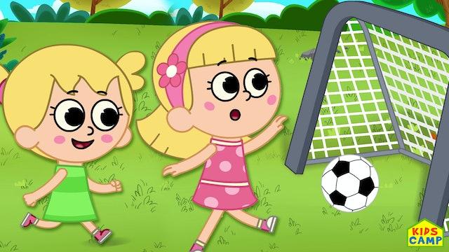 KidsCamp - Eva Eva Yes Elly Sports Song
