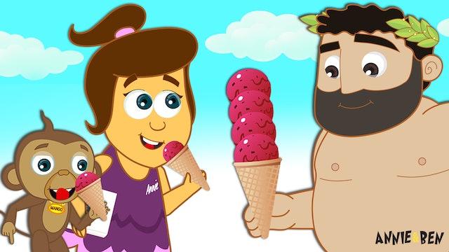 Hercules VS Ice cream