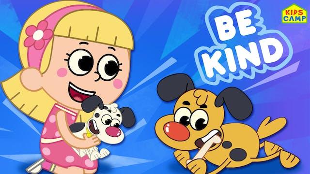 KidsCamp - Be Kind To Everyone