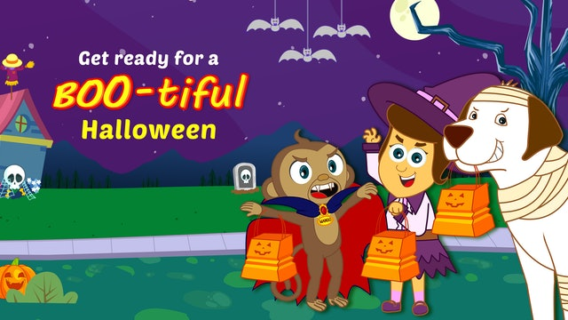 Halloween Season 1 - 5