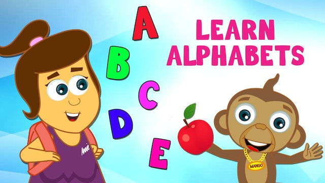 Learn The Alphabet (10 Videos)
