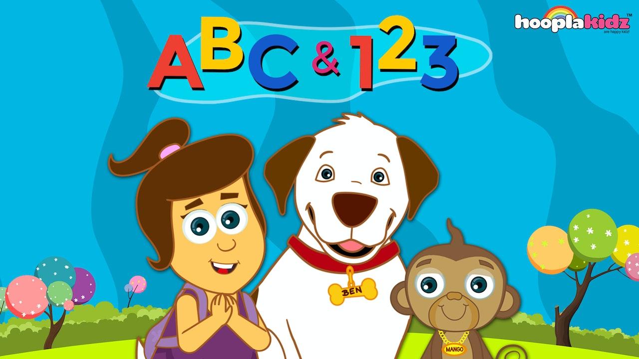 HooplaKidz - ABC & 123