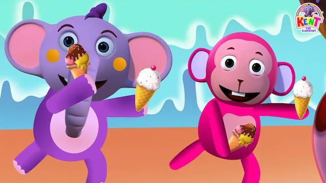 Kent The Elephant - I Love Icecream
