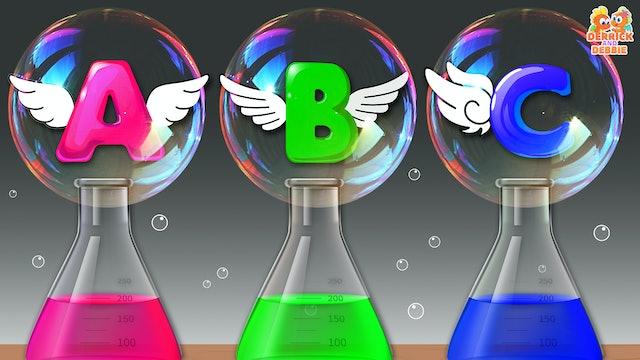 Derrick & Debbie - Bubbles With ABC Song