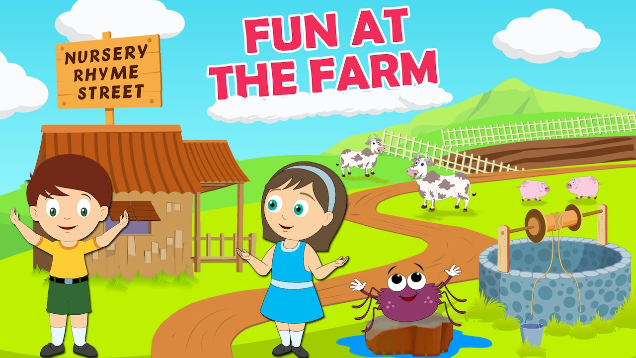 Fun At The Farm