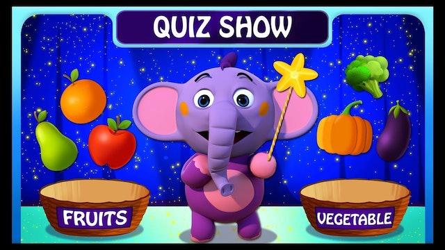 Kent The Elephant - Kent - Fruits & Vegetables