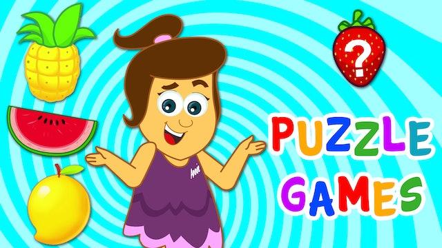 PUZZLE & GAMES (28 Videos)