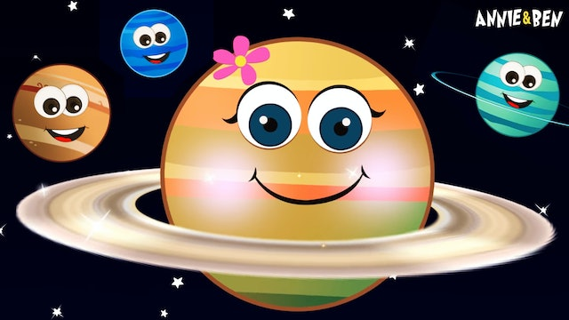 The Planets Song