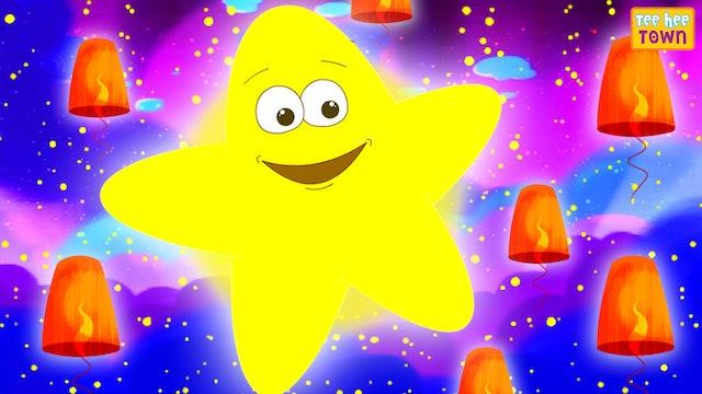 Twinkle Twinkle Little Star; Len's Journey