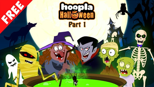Hoopla Halloween - Part 1