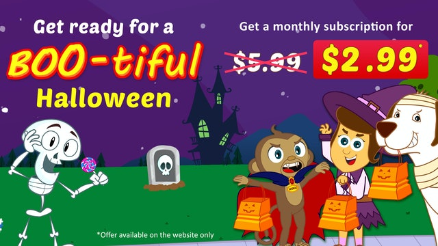 Halloween Special (15 Videos)