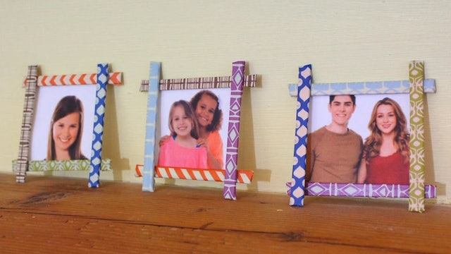 Funky Photo Frames