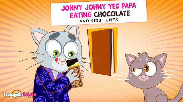 Johny Johny Yes Papa Eating Chocolate...