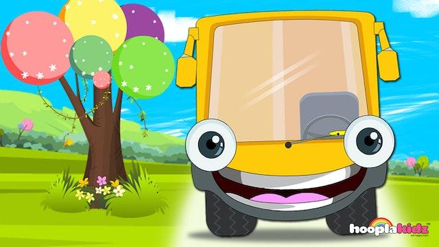 HooplakKidz - Wheels On The Bus