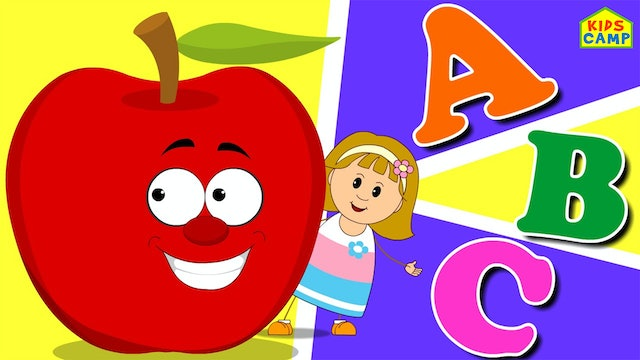 KidsCamp - ABC Phonics Song