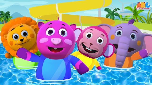 All Babies Channel - Swimming Pool An...