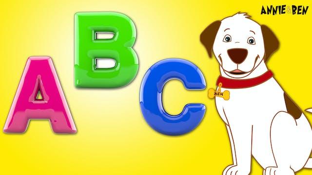 Annie & Ben - Learn The Alphabet