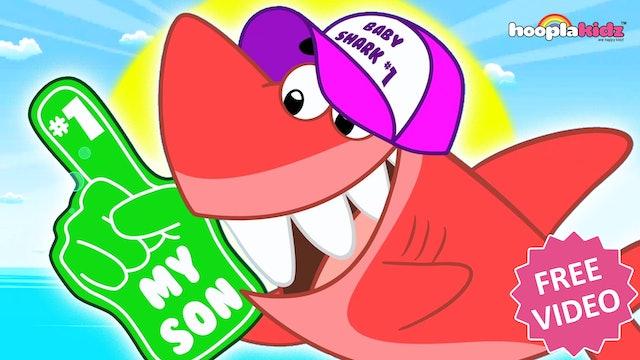 Shark family song