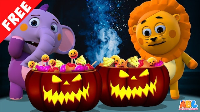 All Babies Channel - Halloween Candy Treats