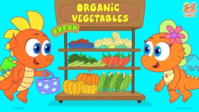 Derrick & Debbie - Yes Yes Vegetables Song