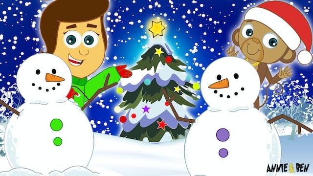 Annie & Ben - I'm a little snowman