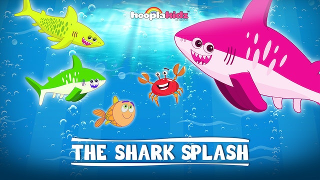 HooplaKidz - The Shark Splash