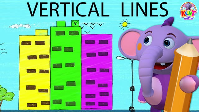 Kent the Elephant - Draw Magic Lines