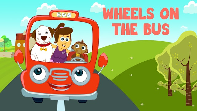 WHEELS ON THE BUS (14 Videos)