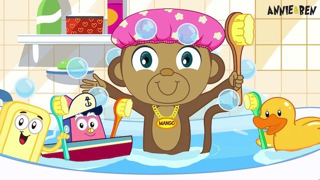 Annie & Ben - Mango's Bath Song