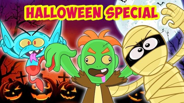 Halloween Season 4 & 5