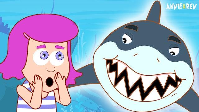 The Greatest White Shark