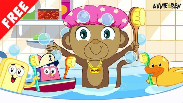 Annie & Ben - A Scrub In The Tub Stor...