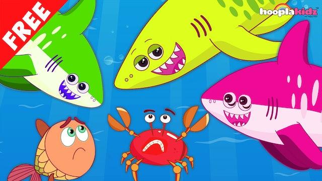 HooplaKidz - The Shark Song