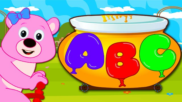 ABC Song With Baby Bears