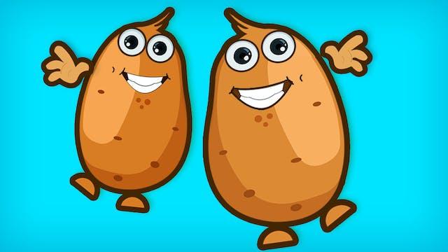 HooplaKidz  - One potato two potato