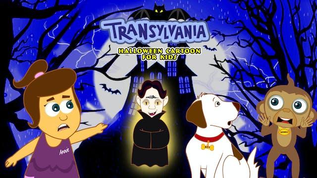 Transylvania - Halloween Cartoon For ...