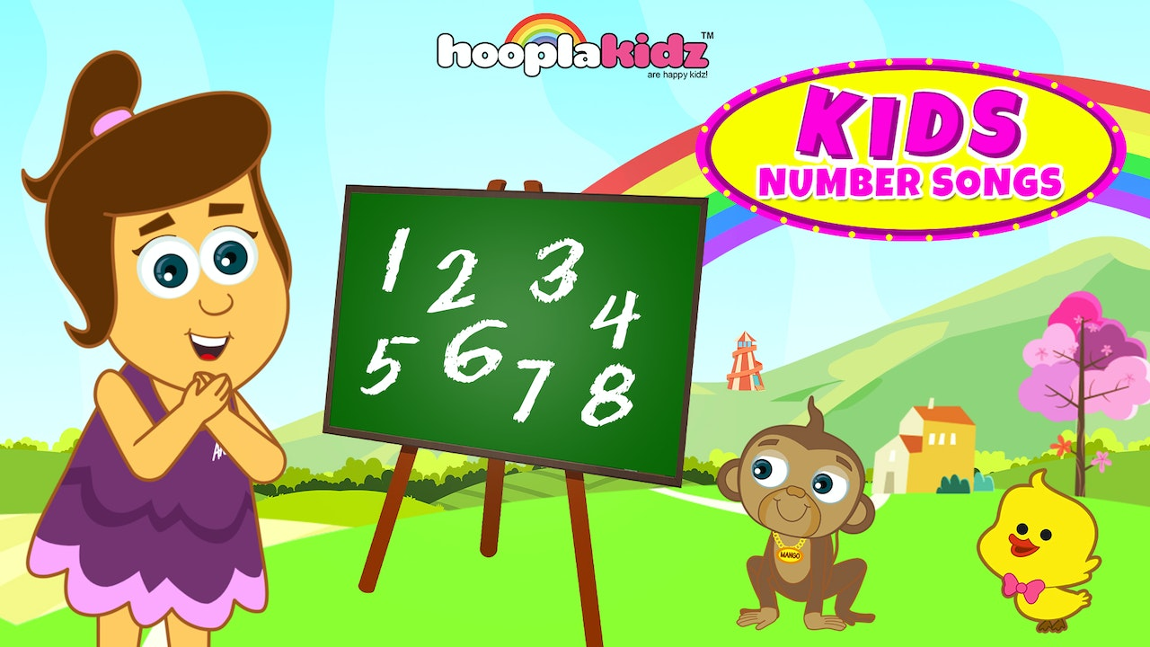 Kids Number Songs