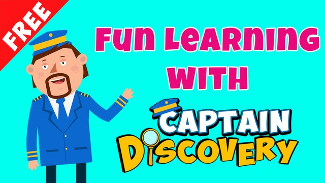 Fun Learning with Captain Discovery