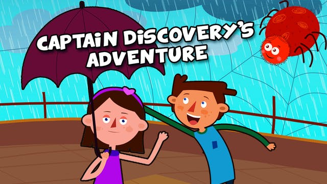 Captain Discovery's Adventure