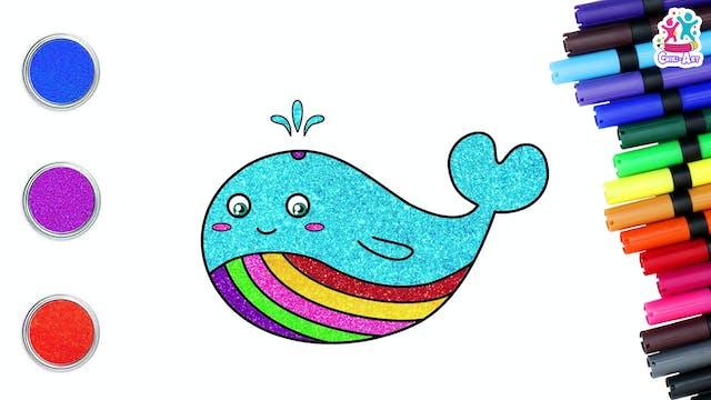 Chiki Art - Whale