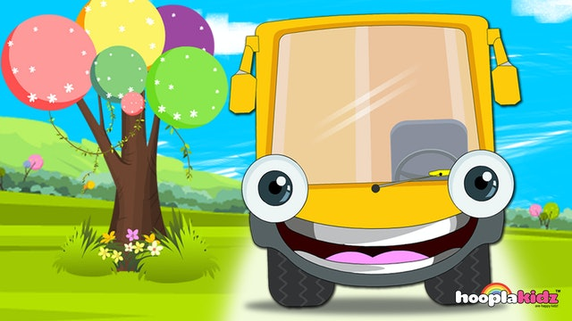 HooplaKidz - Wheels On The Bus