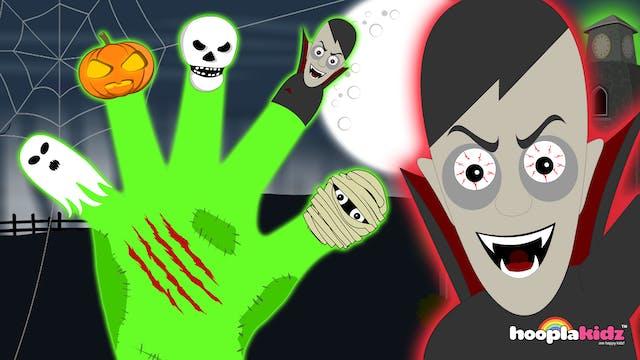 HooplaKidz - Halloween Finger Family