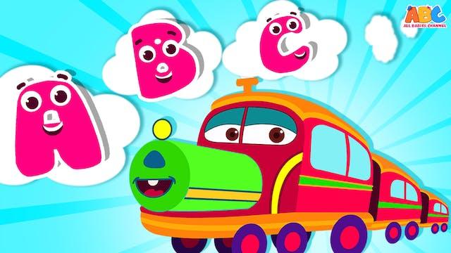 ABC Train Song (Ice Cream World)