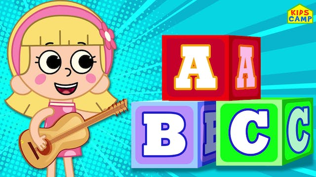 KidsCamp - Let's Learn ABC & 123 With...