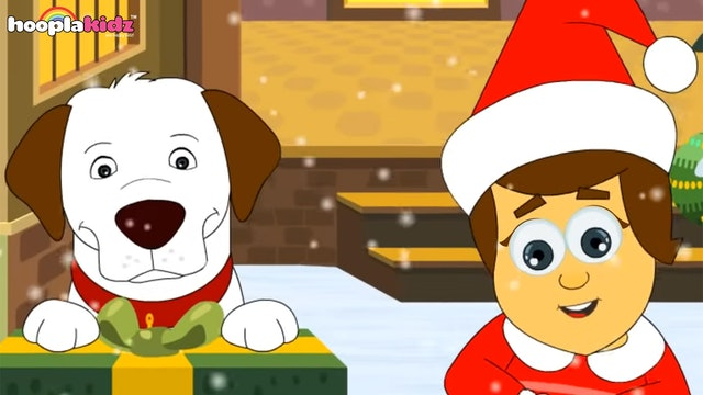 HooplaKidz - We Wish you A Merry Christmas With Annie Ben And Mango