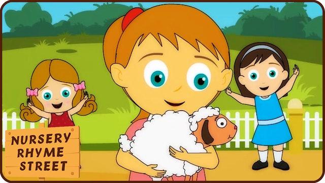 Mary Had A Little Lamb (Cheerful Tune)