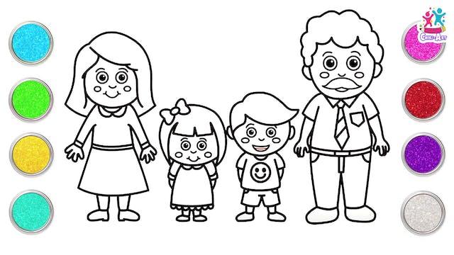 Chiki Art - Family